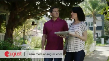 August Smart Lock TV Spot, 'Total Control'