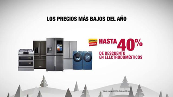 The Home Depot Black Friday Savings TV Spot, 'Muy iluminado [Spanish] - Thumbnail 5