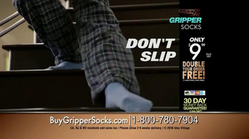 Copper Fit Gripper Socks TV Spot, 'Change Your Workout' Feat. Ashley Judd - Thumbnail 10