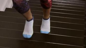 Copper Fit Gripper Socks TV Spot, 'Change Your Workout' Feat. Ashley Judd - Thumbnail 4