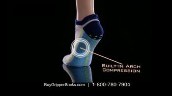 Copper Fit Gripper Socks TV Spot, 'Change Your Workout' Feat. Ashley Judd - Thumbnail 5