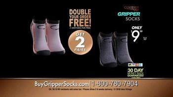 Copper Fit Gripper Socks TV Spot, 'Change Your Workout' Feat. Ashley Judd - Thumbnail 9