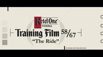 Ketel One TV Spot, 'The Ride' - Thumbnail 1