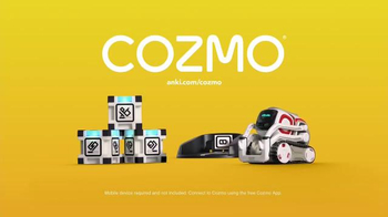 Anki Cozmo TV Spot, '#Cozmoments: Fly' - Thumbnail 4