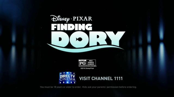 DIRECTV Cinema TV Spot, 'Finding Dory' - Thumbnail 8