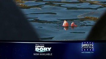 DIRECTV Cinema TV Spot, 'Finding Dory' - Thumbnail 4