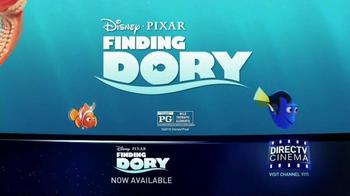 DIRECTV Cinema TV Spot, 'Finding Dory' - Thumbnail 7