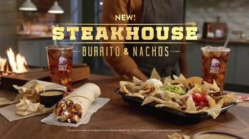Taco Bell Steakhouse Burrito & Nachos TV Spot, 'Sad Parsley' - Thumbnail 7