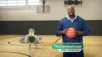 The General TV Spot, 'Slam Dunk' Featuring Shaquille O'Neal