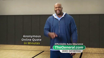 The General TV Spot, 'Slam Dunk' Featuring Shaquille O'Neal - Thumbnail 4