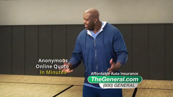 The General TV Spot, 'Slam Dunk' Featuring Shaquille O'Neal - Thumbnail 5