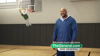 The General TV Spot, 'Slam Dunk' Featuring Shaquille O'Neal - Thumbnail 7