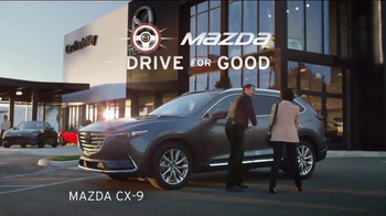 Mazda Drive for Good Event TV Spot, 'Hot Meals and Smiles' - Thumbnail 5