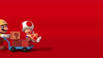 Super Mario Maker TV Spot, 'Play Everywhere. Create Anywhere' - Thumbnail 1