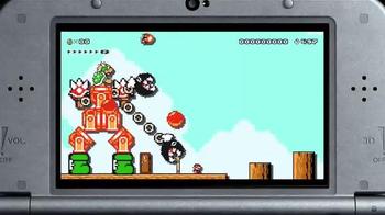 Super Mario Maker TV Spot, 'Play Everywhere. Create Anywhere' - Thumbnail 7