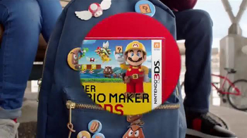 Super Mario Maker TV Spot, 'Play Everywhere. Create Anywhere' - Thumbnail 9