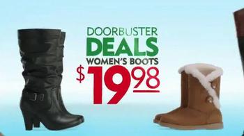 Shoe Carnival Doorbuster Deals TV Spot, 'Doorbuster Deals' - Thumbnail 4