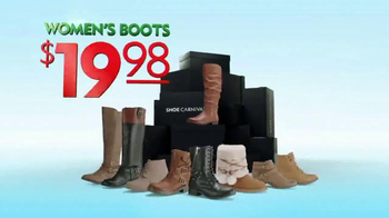 Shoe Carnival Doorbuster Deals TV Spot, 'Doorbuster Deals' - 155 commercial airings
