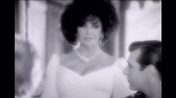 Elizabeth Taylor White Diamonds Night TV Spot, 'Bold Opulence' - Thumbnail 1