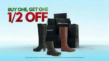 Shoe Carnival TV Spot, 'Doorbuster Deals: Boots' - 155 commercial airings