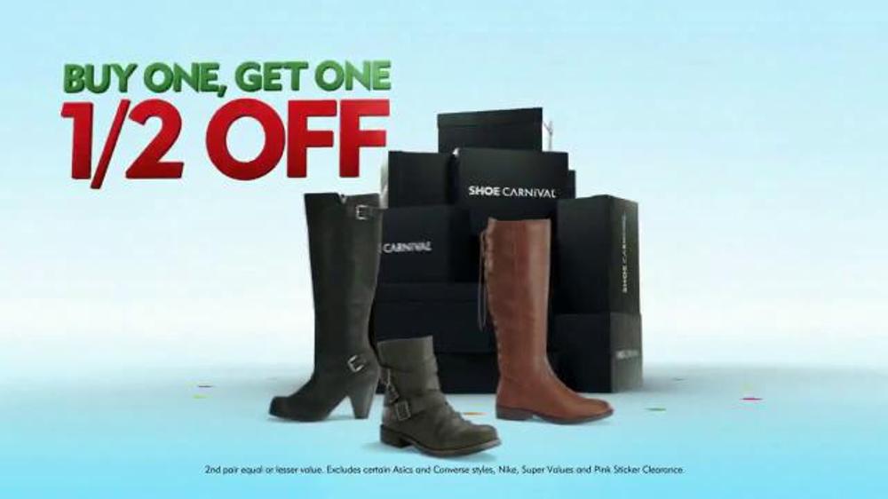 b830e2825f11 Shoe Carnival TV Commercial