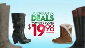Shoe Carnival TV Spot, 'Doorbuster Deals: Boots' - Thumbnail 2