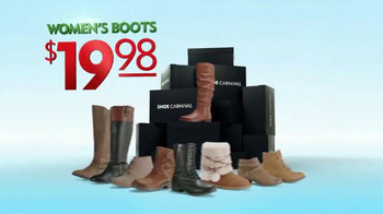 Shoe Carnival TV Spot, 'Doorbuster Deals: Boots' - Thumbnail 3
