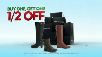 Shoe Carnival TV Spot, 'Doorbuster Deals: Boots' - 155 commercial airings
