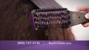 Michel Mercier Arc Styler TV Spot, 'Magically Straightens' - Thumbnail 6