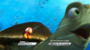 Time Warner Cable On Demand TV Spot, 'Finding Dory'