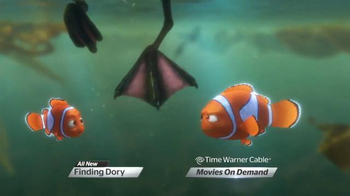 Time Warner Cable On Demand TV Spot, 'Finding Dory' - Thumbnail 3