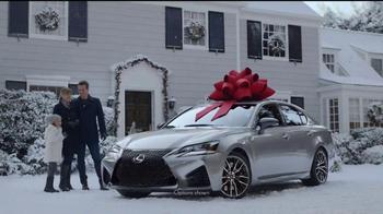 The Lexus December to Remember Sales Event TV Spot, 'Santa Letter' - Thumbnail 9