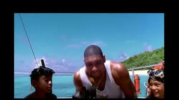 United States Virgin Islands TV Spot, 'Free' Featuring Tim Duncan - Thumbnail 3