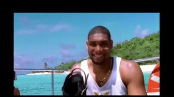 United States Virgin Islands TV Spot, 'Free' Featuring Tim Duncan - Thumbnail 6