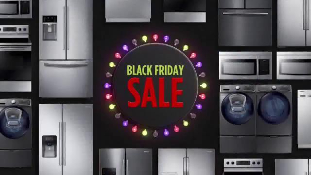 72f3934f1b56 JCPenney Black Friday Sale TV Commercial, 'Appliances' - iSpot.tv