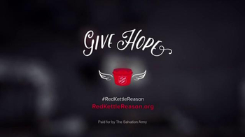 The Salvation Army TV Spot, 'Red Kettle Reason: Millions in Need' - Thumbnail 2