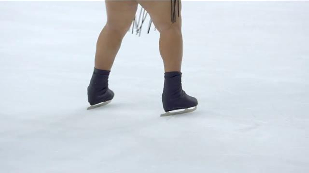 Roadside Assistance Progressive >> GEICO TV Commercial, 'Sumo Wrestler Figure Skating' - iSpot.tv