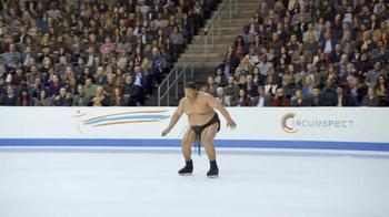 GEICO TV Spot, 'Sumo Wrestler Figure Skating' - Thumbnail 5