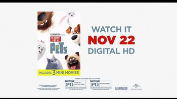 The Secret Life of Pets Home Entertainment TV Spot - Thumbnail 8