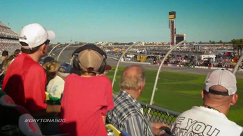 Daytona International Speedway TV Spot, \'2017 Daytona 500: Redefined\'