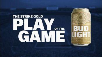 Bud Light Strike Gold TV Spot, 'Super Bowl LI: Tickets for Life' - 17 commercial airings