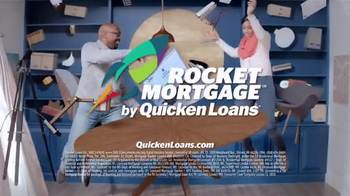Quicken Loans Rocket Mortgage TV Spot, 'Makes Getting a Home Loan Easy' - Thumbnail 10