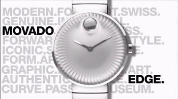 Movado Edge TV Spot, 'Yves Behar Collaboration' - Thumbnail 8