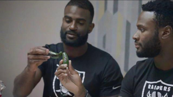 NFL TV Spot, 'Raiders Family Dinner' Featuring DJ Hayden, Latavius Murray - Thumbnail 4