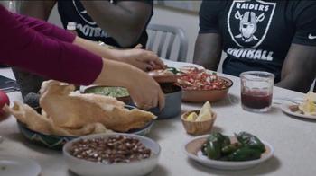 NFL TV Spot, 'Raiders Family Dinner' Featuring DJ Hayden, Latavius Murray - Thumbnail 6