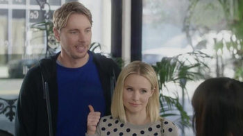 American Express TV Spot, 'The Works' Featuring Kristen Bell, Dax Shepard - Thumbnail 2
