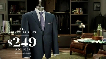 JoS. A. Bank Pre-Thanksgiving Sale TV Spot, 'Sweaters, Suits and Coats' - Thumbnail 4