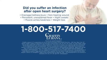Chaffin Luhana TV Spot, 'Open Heart Surgery' - Thumbnail 8