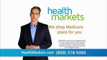 HealthMarkets Insurance Agency TV Spot, \'Deadline Just a Few Weeks Away\'