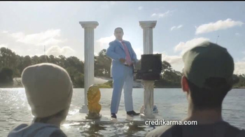 Credit Karma TV Spot, 'Pesca con mosca' [Spanish]